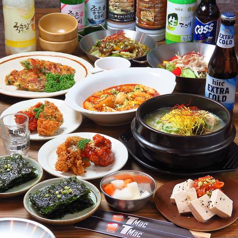 """""""KOREAN DINING 7Mac セブンマック 新板橋"""""""