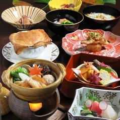 弁松のおすすめ料理1