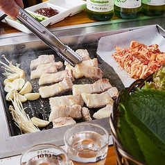 韓国焼肉 家庭料理 庭 にわ 横浜関内店のコース写真