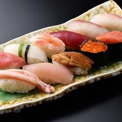 寿司栄の写真