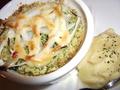 料理メニュー写真カキ(スモーク)の香草ガーリックパン粉焼き