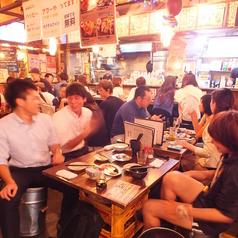 とりビアー 渋谷肉横丁店の雰囲気1