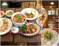 タイ料理 カオスワイ