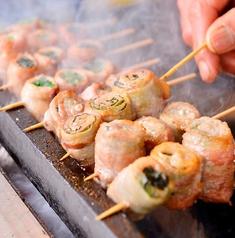 野菜巻き串 ぐるりくるり 石垣島のコース写真