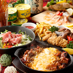 肉バル MEAT酒場 マルシェ 溝の口店のコース写真