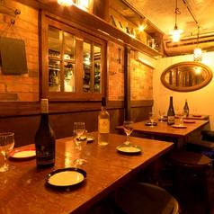 窯焼きピッツァ&ワイン 五感 2号店 池袋西口の雰囲気1