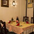 スタンダードなテーブル席(2名~10名様)◆メインフロアの通常のテーブル席です。