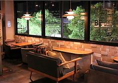 カフェ クール CAFE COOL 伊川谷の雰囲気1