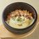 料理メニュー写真石鍋チキンドリア