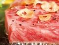 料理メニュー写真1855 サーロイン ガーリック ステーキ