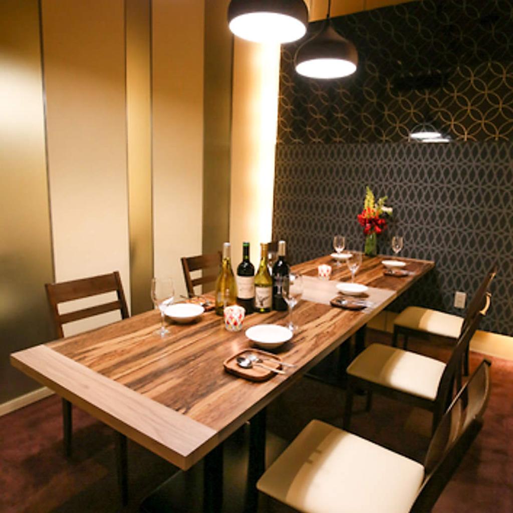全席個室×チーズと肉バル Meat MaMa(ミートママ) すすきの店|店舗イメージ6