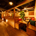 NIKU BAR KUGI ニクバークギ 新宿東口店の雰囲気1