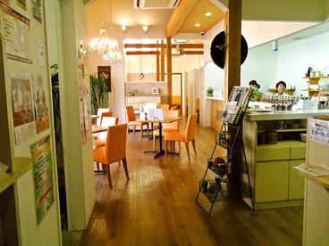 カフェ・アーリーブルーメル 旭町店の雰囲気1