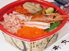 海鮮玉手箱 丼丸 新港町店のおすすめポイント1