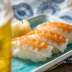 寿司《各種》 全て3貫のご提供です。