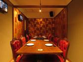 個室は人数に合わせてご準備致します。コンパや仲間内のご宴会にぜひご利用ください。