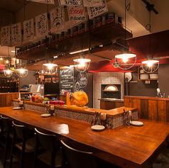 イタリアン酒場TAKEYA 本川越店の雰囲気1