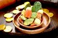料理メニュー写真アボトマモッツァ