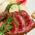 料理メニュー写真ALL¥500均一★牛肉のタリアータ 温野菜添え