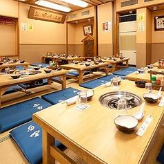 相撲料理 志可゛ しが 堂島店の雰囲気1