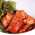 料理メニュー写真鶴橋の白菜キムチ