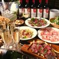 ワインを片手に♪美味しいイタリアンを・・・