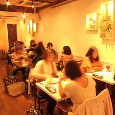 Cafe Xando カフェ ザンドゥ 今泉店の雰囲気1