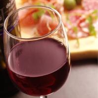 10種~あるグラスワイン