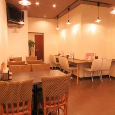 高松一敷居の低いソムリエのお店 ガブマル食堂の雰囲気1