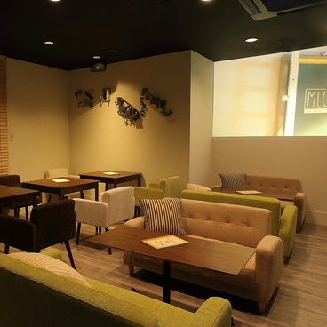 Mini Lover's Cafe 西鶉の雰囲気1