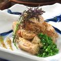 料理メニュー写真宮崎産 若鶏の柚子こしょう風味