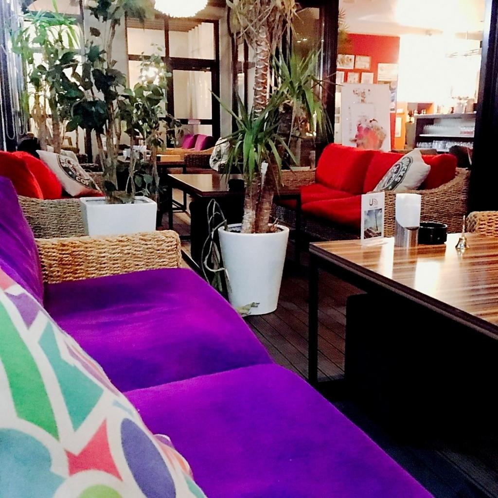 Sofa Dining &Terrace Garden 鹿児島天文館店《ソファダイニング&テラスガーデン》|店舗イメージ1