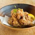 料理メニュー写真いわい鶏の唐揚げ