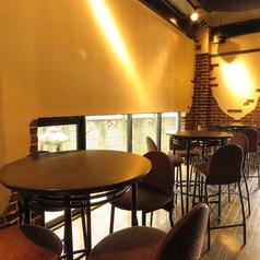 カフェ ファーストラインの雰囲気1