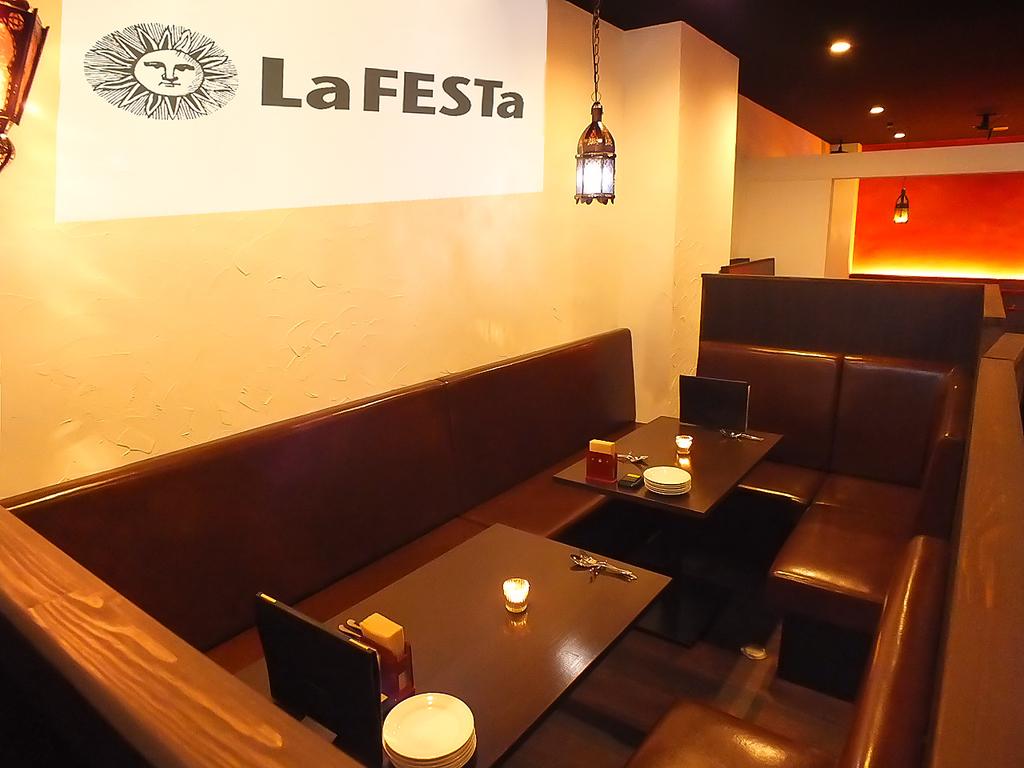 La FESTa―ラフェスタ― 板屋町店|店舗イメージ3