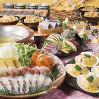 自慢の蕎麦と絶品料理が楽しめるご宴会プラン