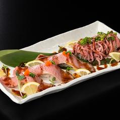 ローストビーフ肉寿司