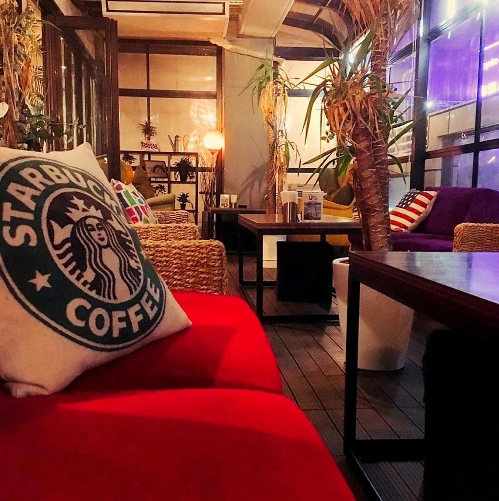 Sofa Dining &Terrace Garden 鹿児島天文館店《ソファダイニング&テラスガーデン》|店舗イメージ3