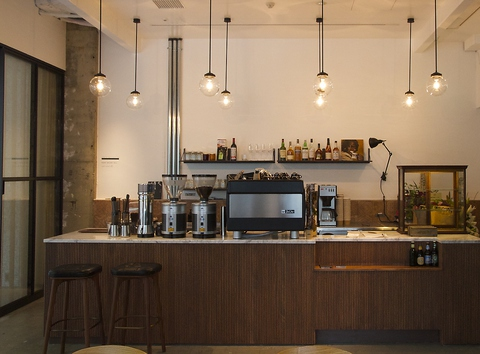 「上質なコーヒーを日常に楽しめるコーヒースタンド」