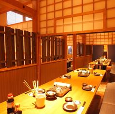 わら焼きと地酒 九州魚鮮 谷町四丁目店の雰囲気1