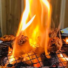 炭火ホルモン縁克起の写真