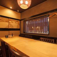◆4F席全席個室◆◆3F全面禁煙◆