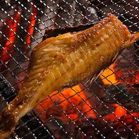 【こだわりの食材と炭火】最高の調理方法を追求しました