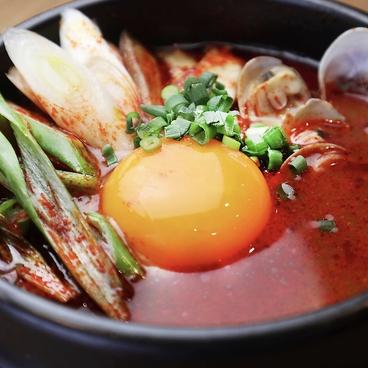 純豆腐太閤 スンドゥブ たいこうのおすすめ料理1
