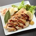 料理メニュー写真鶏のコンフィ