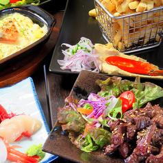 旭川テック横丁 居酒屋 レストラン カフェのおすすめ料理1