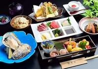 瀬戸内の恵み【牡蠣】【穴子】など広島地物勢ぞろい