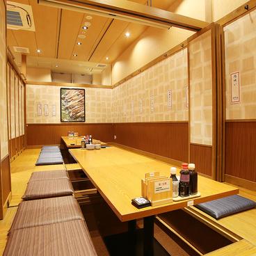 大衆食堂 安ベゑ 富山駅前店の雰囲気1