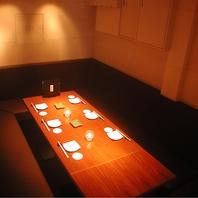 【ご予約激戦★】隠れ家的完全個室4名様~12名様迄OK♪