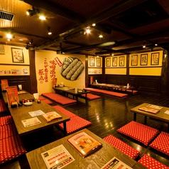 会社宴会から同窓会、歓送迎会など、大型宴会は昭和食堂にお任せください!!
